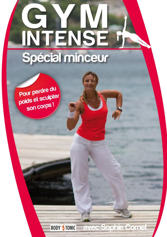 Gym intense special minceur - dvd