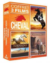 Cheval vol 1 - 3 dvd