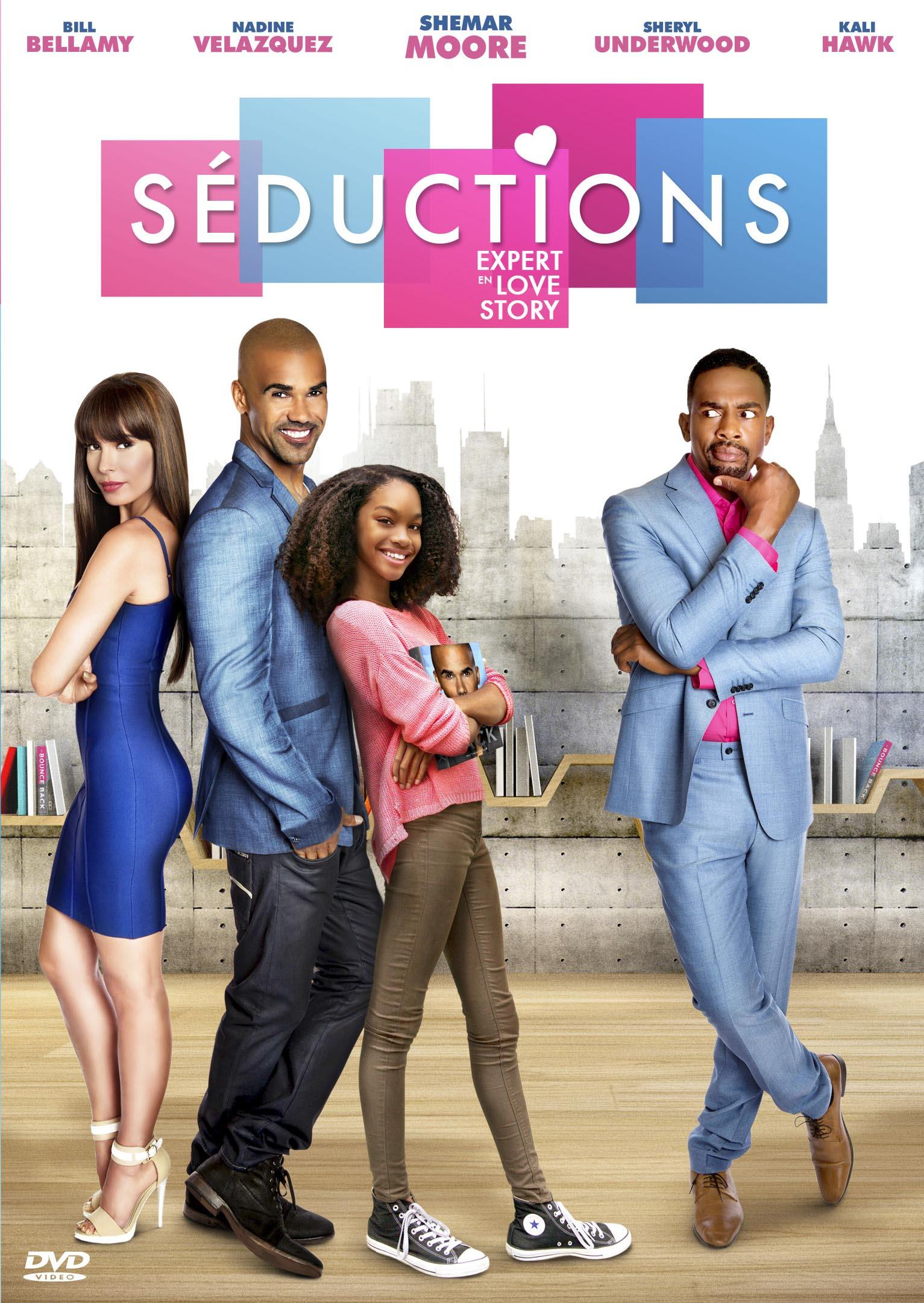 Seductions - dvd