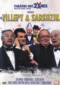 Villepy & sarkosin - dvd
