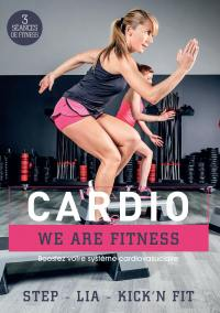 Cardio - step - lia - kick'n fit - dvd