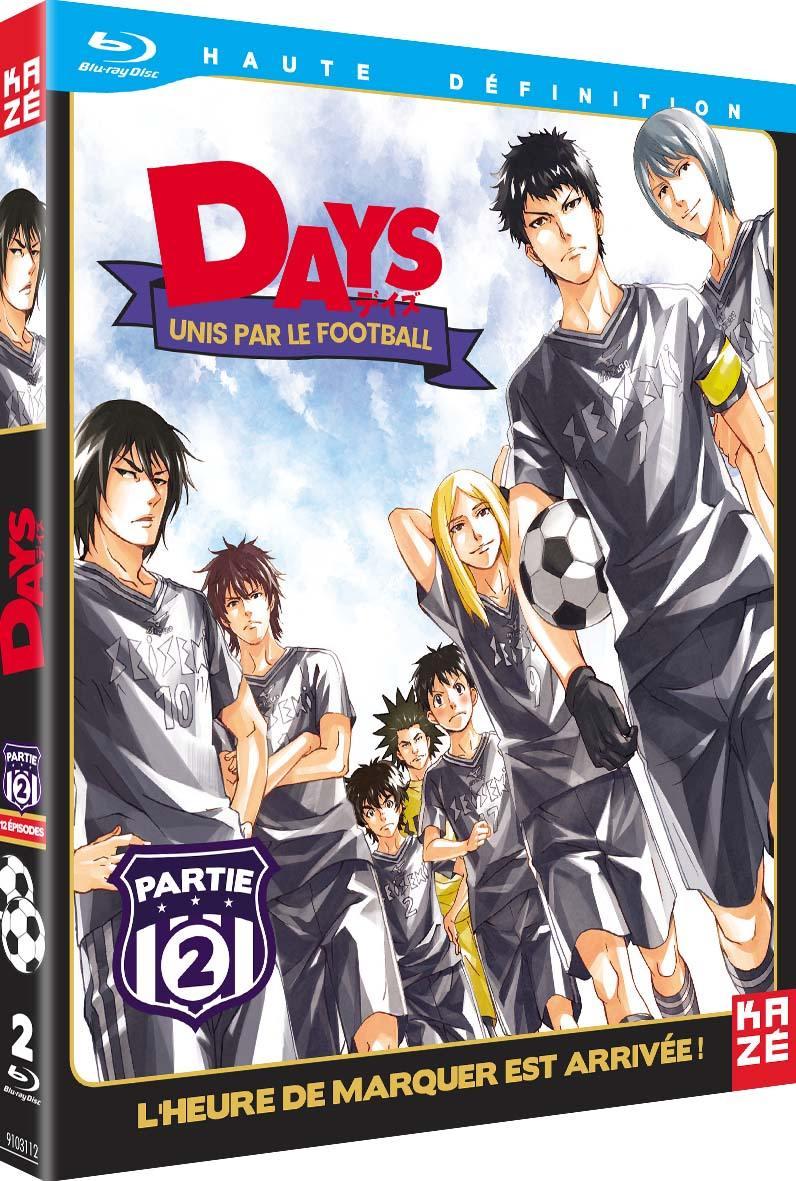 Days - saison 1 - partie 2 sur 2 - 2 blu-ray