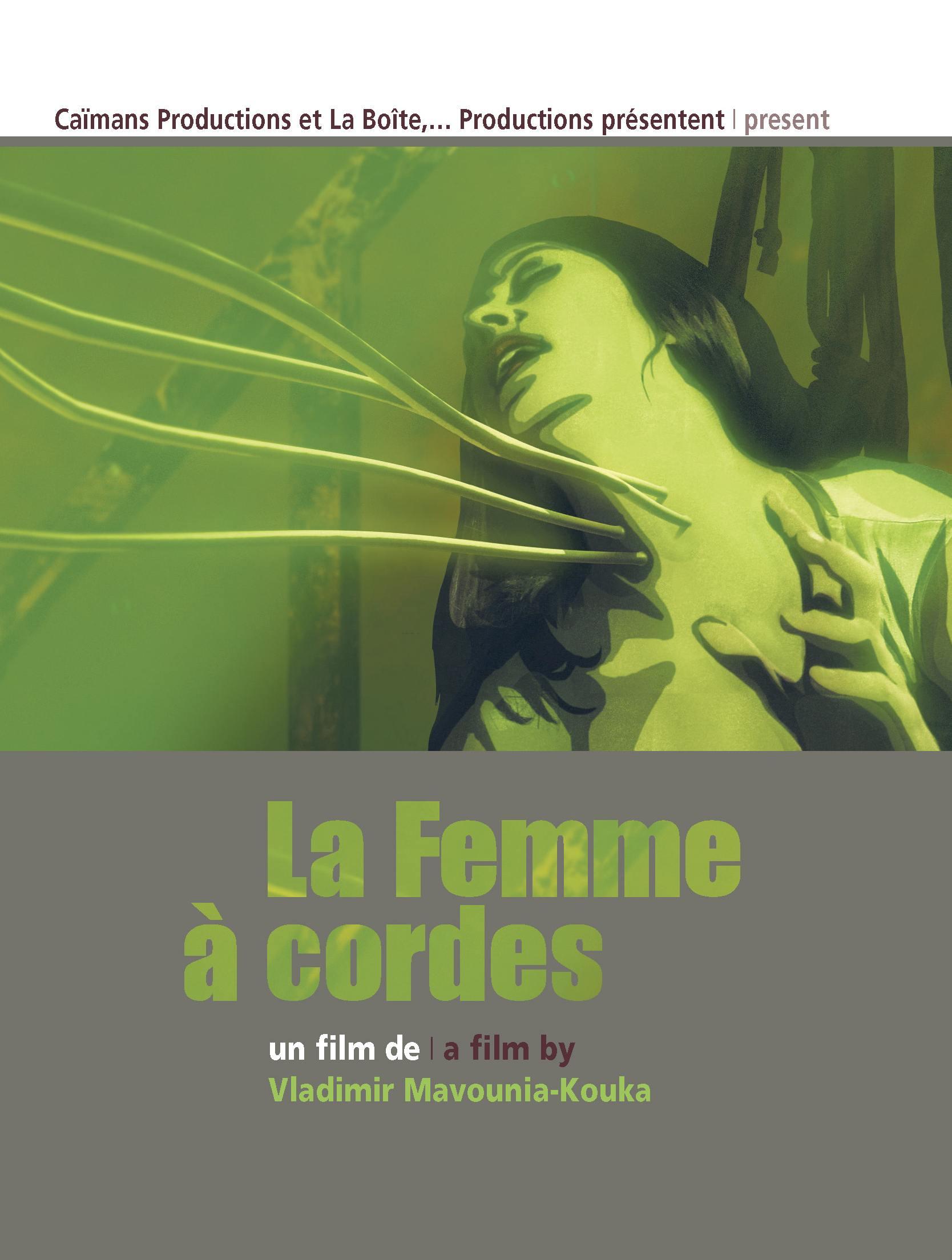 La femme a corde - dvd
