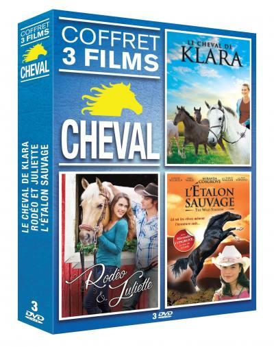 Cheval vol 2 - 3 dvd