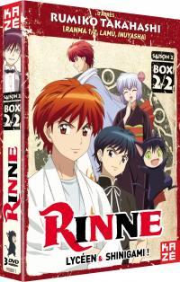 Rinne - saison 2 - partie 2 sur 2 - 3 dvd