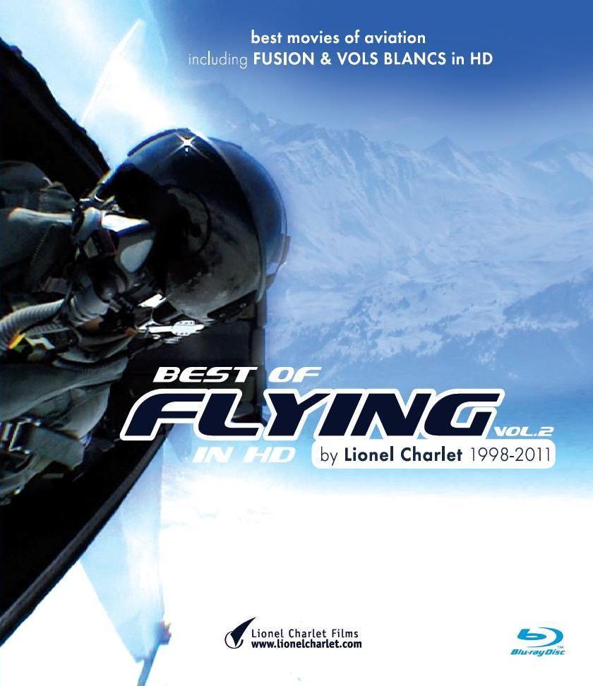 Flying, best of vol 2 - blu ray