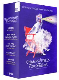 Coffret champs elysees film festival - 5 dvd