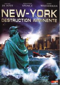 Ny, destruction imminente-dvd