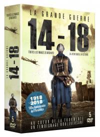Grande guerre 1914-1918 (la) - 5 dvd