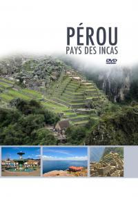Perou - pays incas - dvd