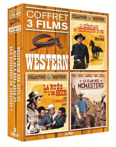 Western vol 1 - 3 dvd