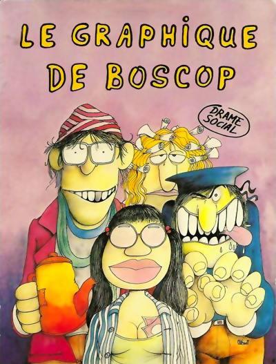 Graphique de boscop (le) - dvd