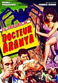 Creatures du dr aranya (les) - dvd