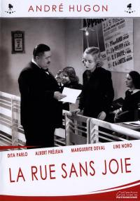 Rue sans joie (la)  - dvd