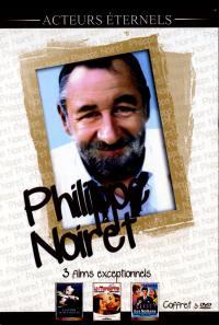 Philippe noiret - 3 dvd acteurs eternels