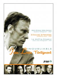 Coffret jean-louis trintignant - 3 dvd