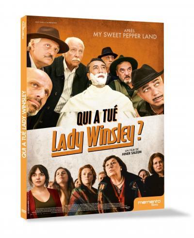 Qui a tue lady winsley ? - dvd + dvd film bonus