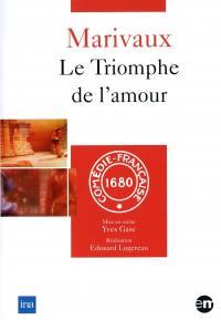Le triomphe de l'amour - dvd