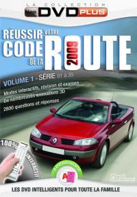 Reussir son code vol 1 - dvdcode de la route