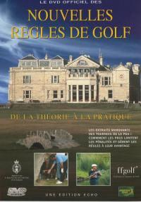 Nouvelles regles golf - dvd