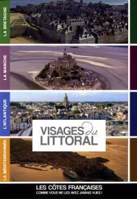 Coffret visages du littoral - 4 dvd