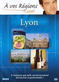 A vos regions : lyon - dvd