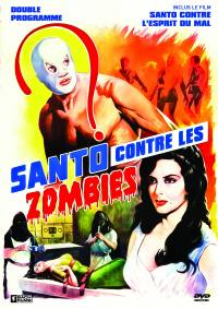 Santo contre les zombies - dvd