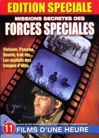 Coffret 11dvd missions secrete  forces speciales