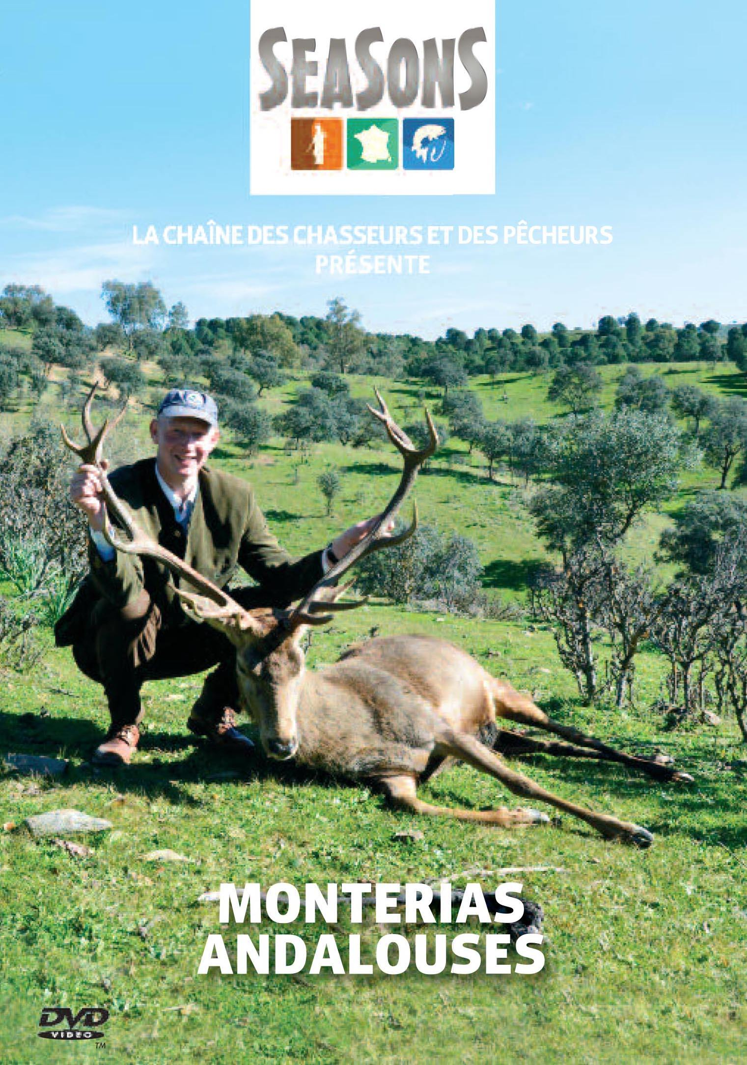 Monterias andalouses - dvd