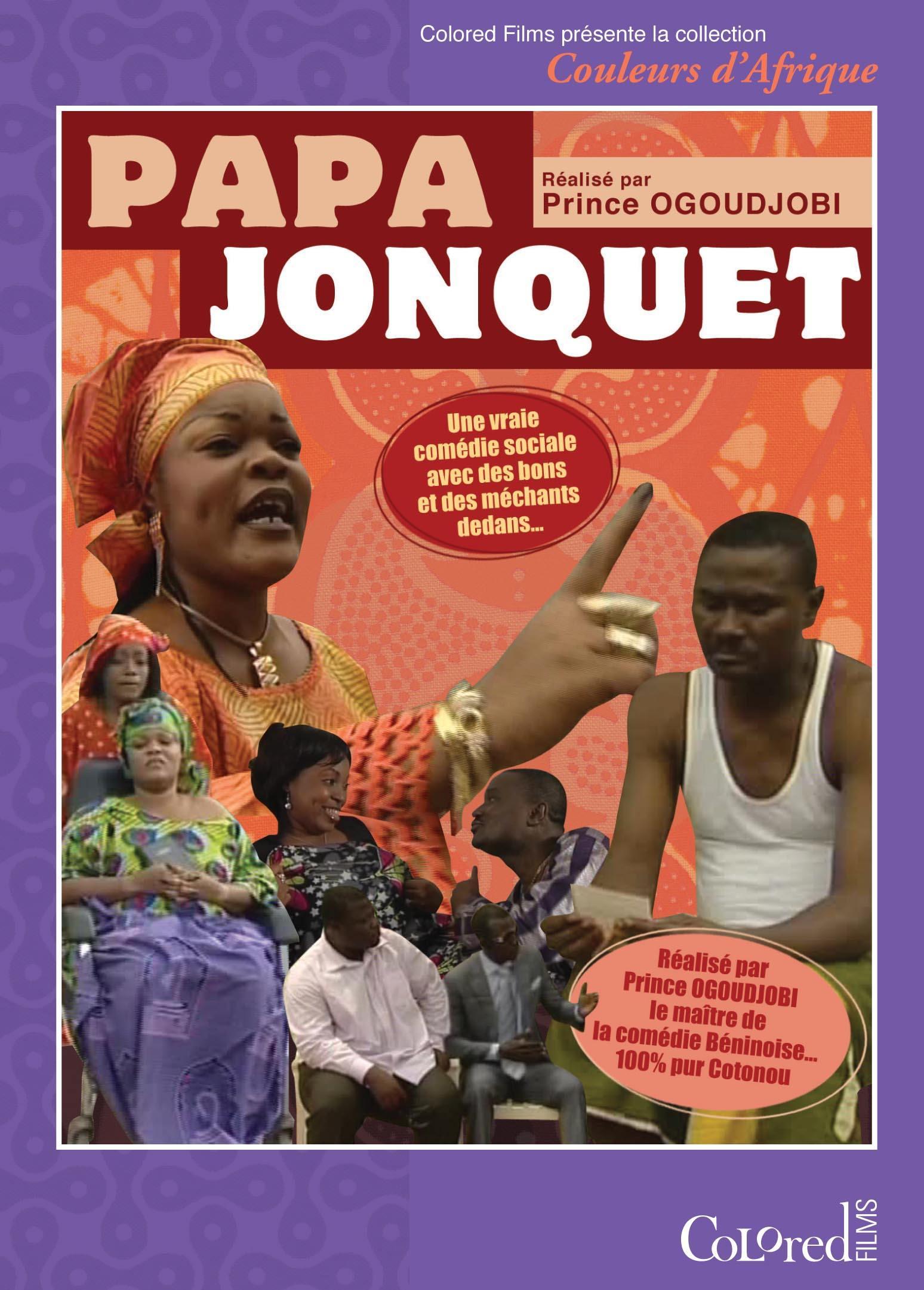 Papa jonquet - dvd