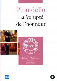 La volupte de l'honneur - dvd