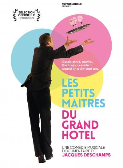 Petits maitres du grand hotel (les) - dvd