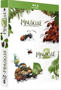 Minuscule film 1 et 2 - 2 blu-ray + dvd