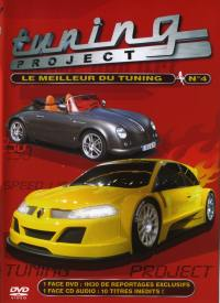 Tuning project vol 4 - dvd
