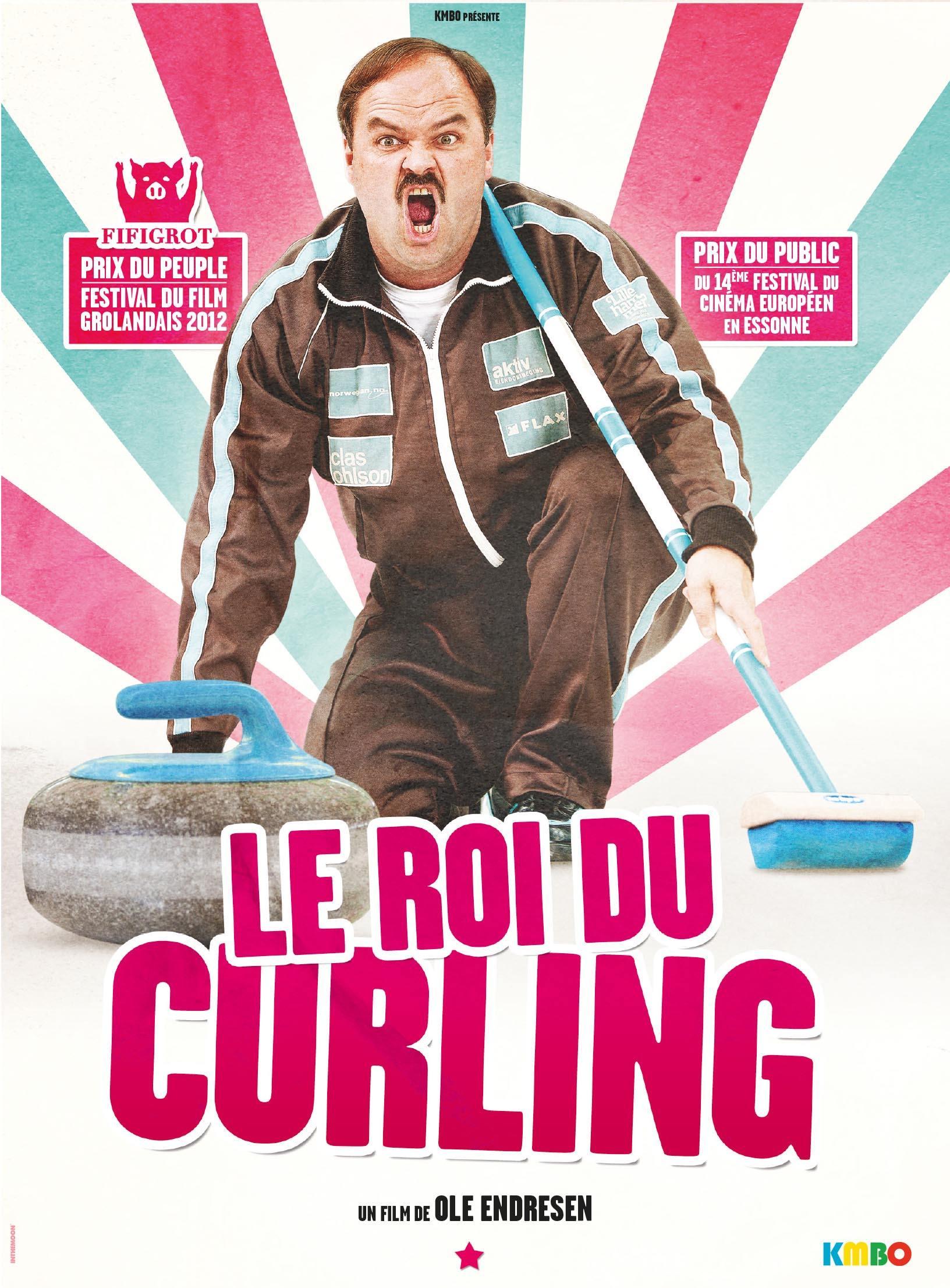 Roi du curling - dvd