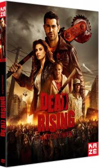 Dead rising- watchtower - le film - dvd