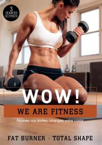Wow ! - fat burner - total shape - dvd