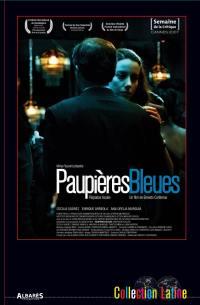 Les paupieres bleues - dvd