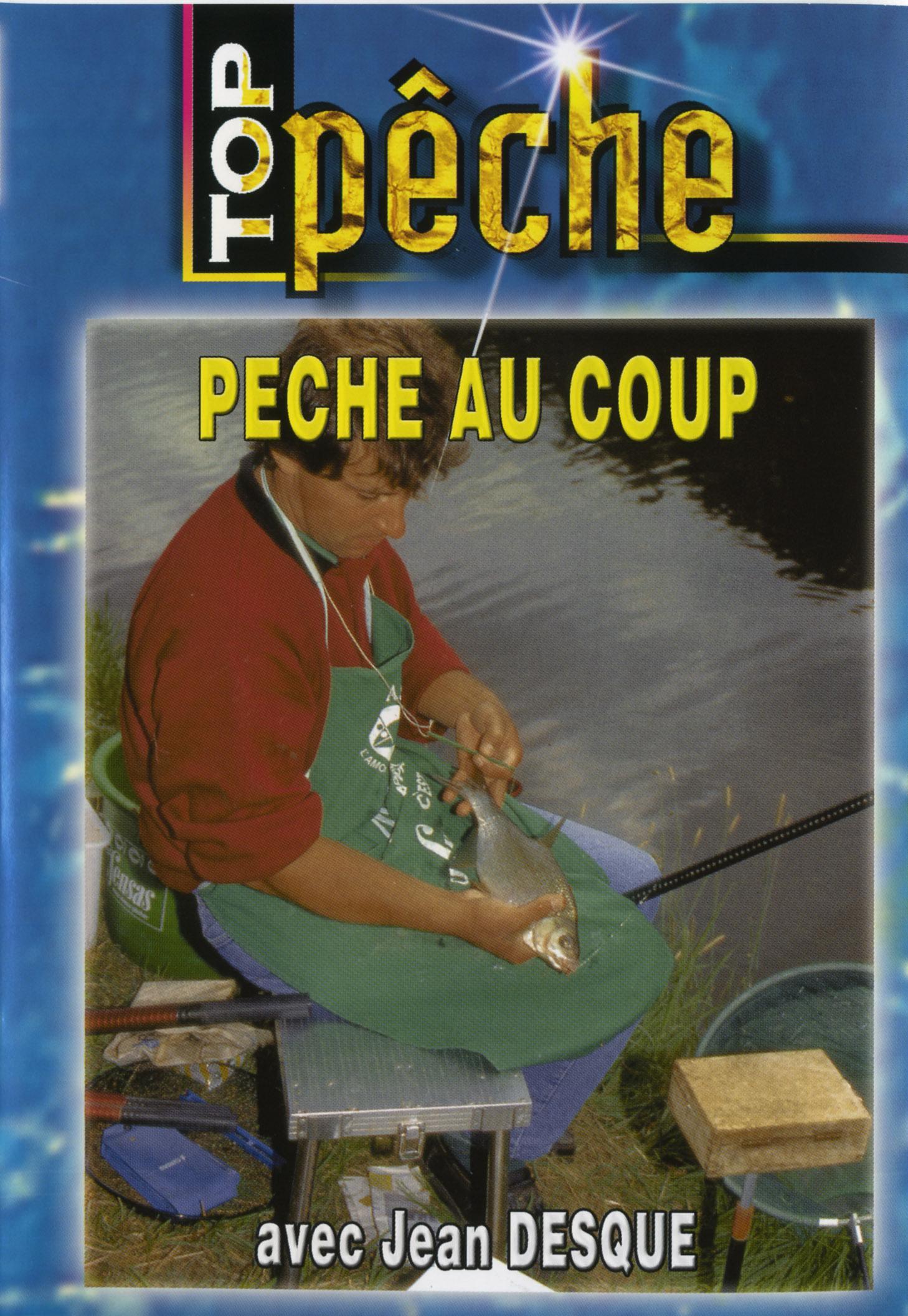 Top peche - peche au coup - dvd