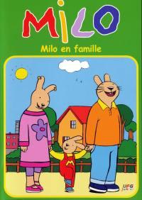 Milo - milo en famille - dvd