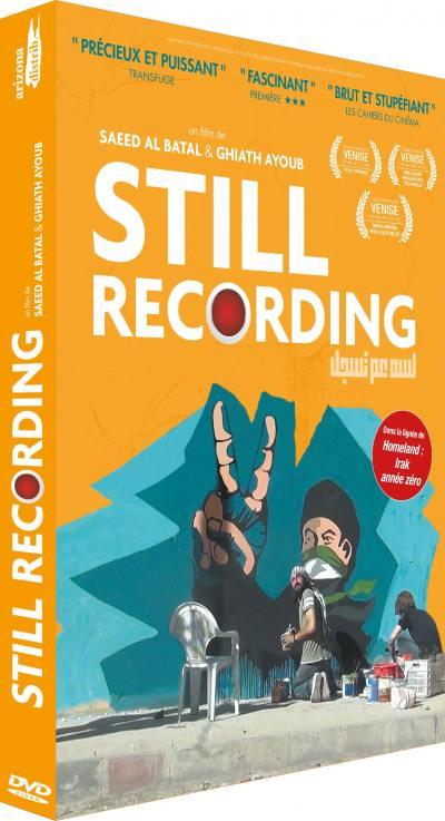 Still recording - dvd