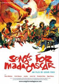 Songs for madagascar - dvd