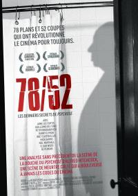 78/52 - les derniers secrets de psychose - dvd