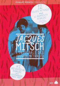 Jacques mitsch - dvd  integrale des courts metrages