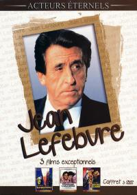 Jean lefebvre - 3 dvd acteurs eternels