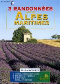 Alpes maritimes - dvd  randonnes