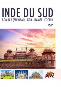 Inde du sud - bombay - goa - hampi - cochin - dvd