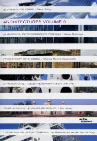 Architectures vol 9 - dvd