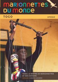 Marionnettes du monde - togo - dvd