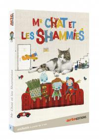 Mr chat et les shammies - dvd